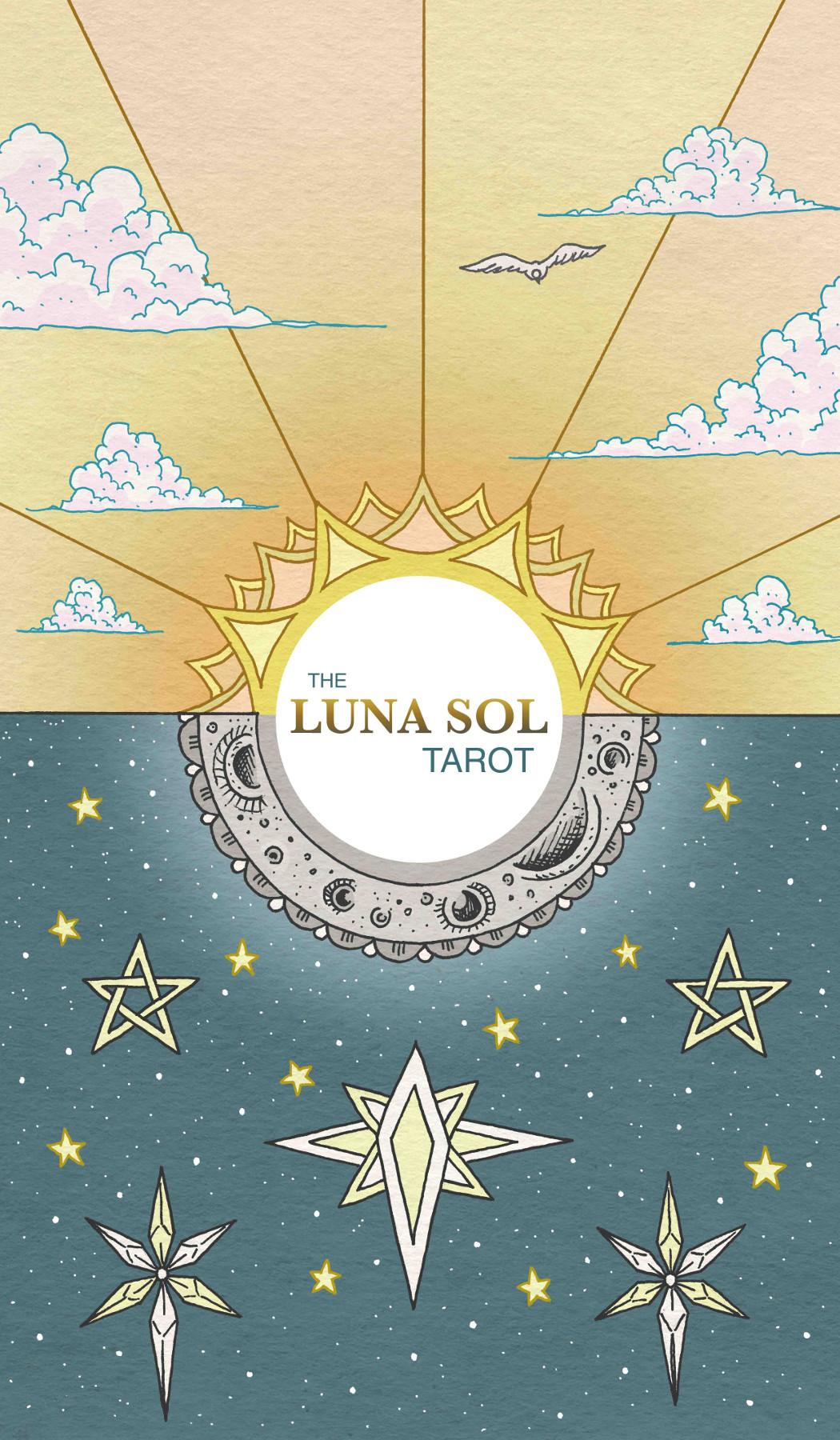 The Luna Sol Tarot Liminal 11