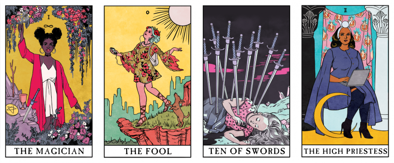 lisa sterle modern witch tarot