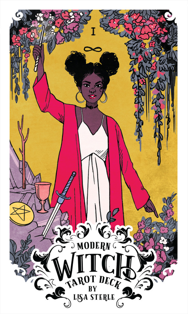 The Modern Witch Tarot Lisa Sterle