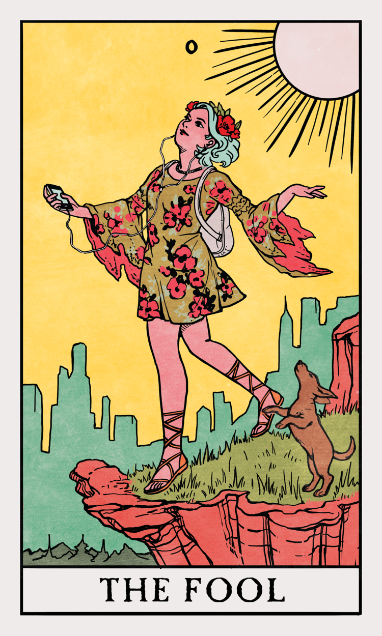 The Fool: 7 Tips For Becoming A Better Tarot Reader