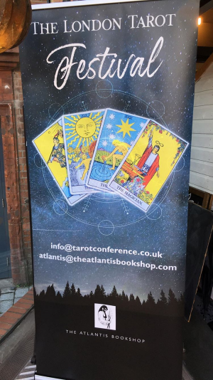 2018 London Tarot Festival