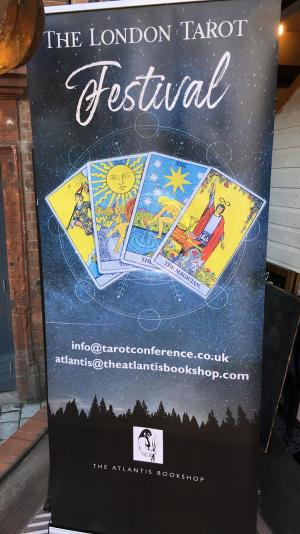 2018 London Tarot Festival