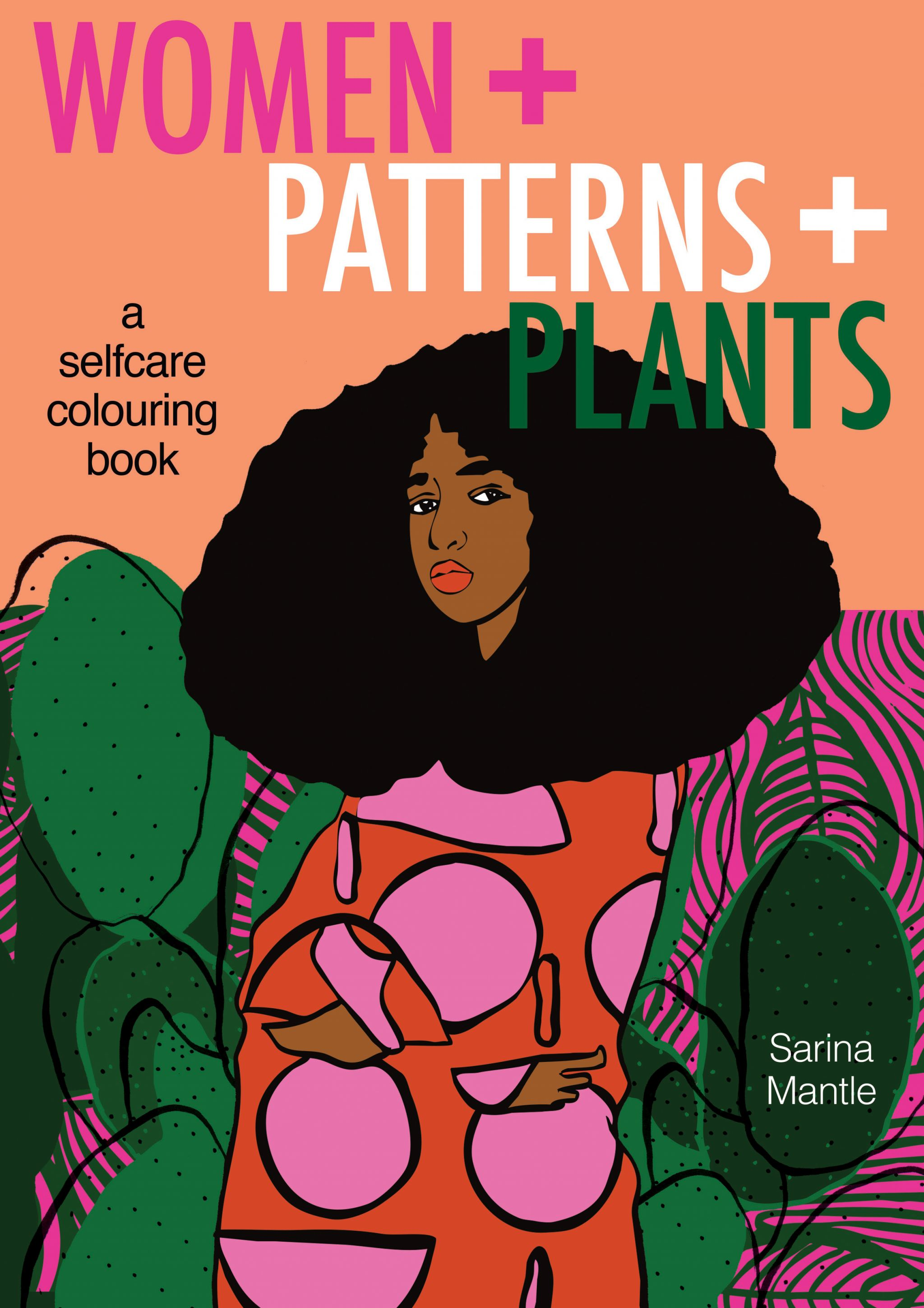 women patterns plants sarina mantle