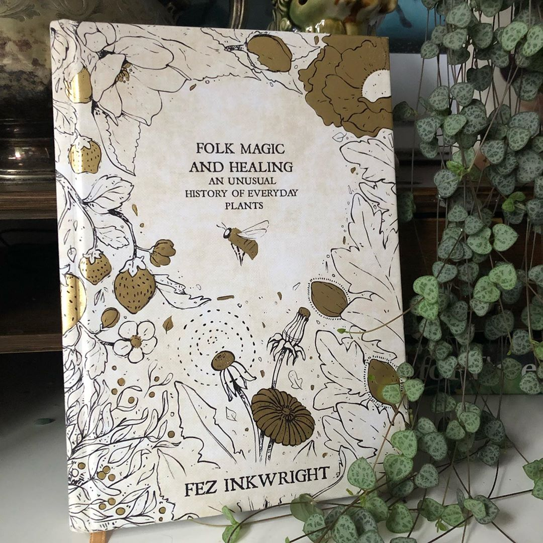 folk magic and healing by Fez Inkwright