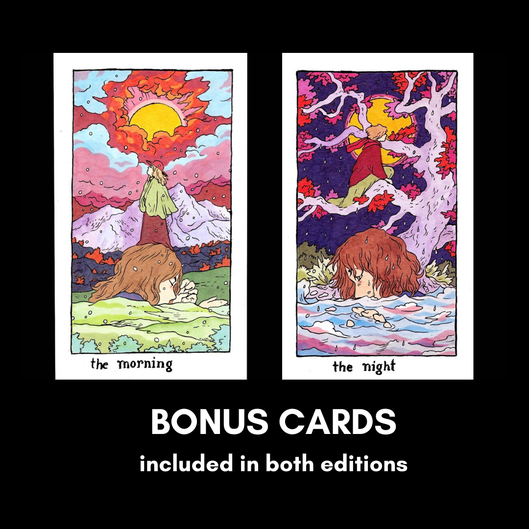 tillie walden bonus tarot cards
