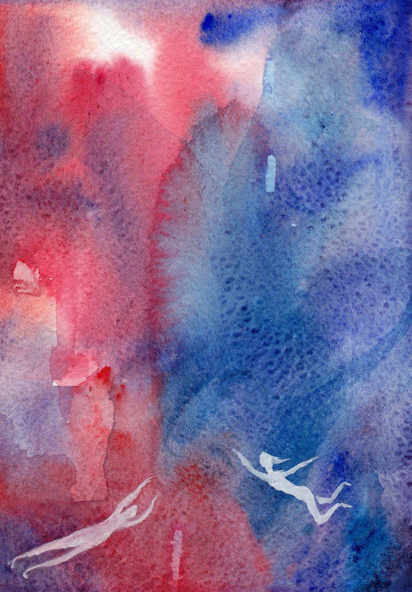 emma burleigh tarot watercolour
