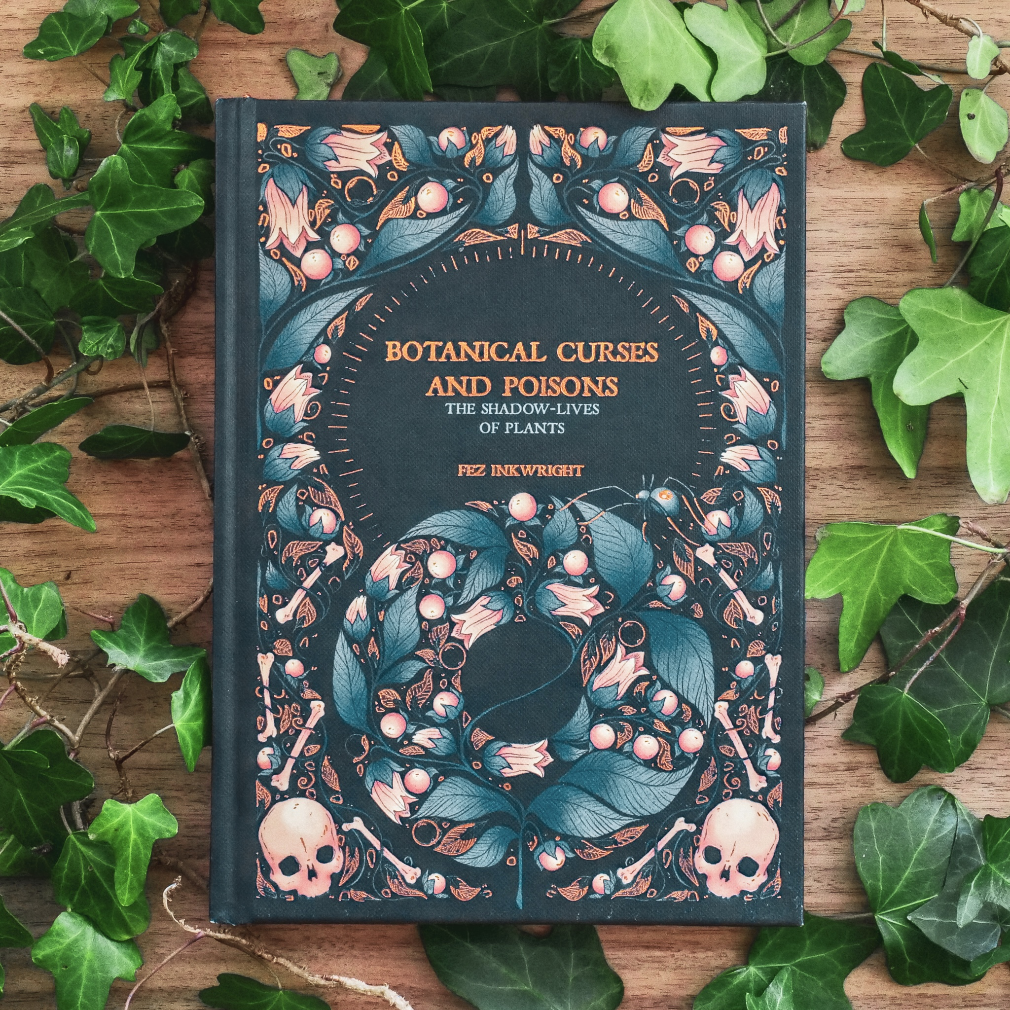 Botanical Curses and Poisons book by Fez Inkwright