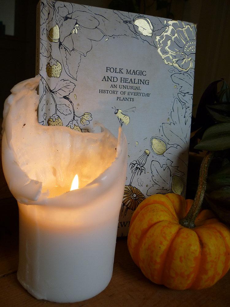 folk magic and healing book