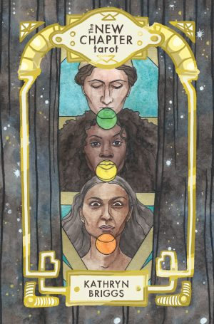 Cover image for The New Chapter Tarot